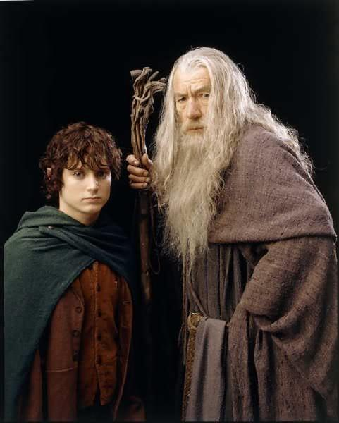 Frodo gandalf